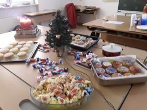 Unser Weihnachtsbuffet